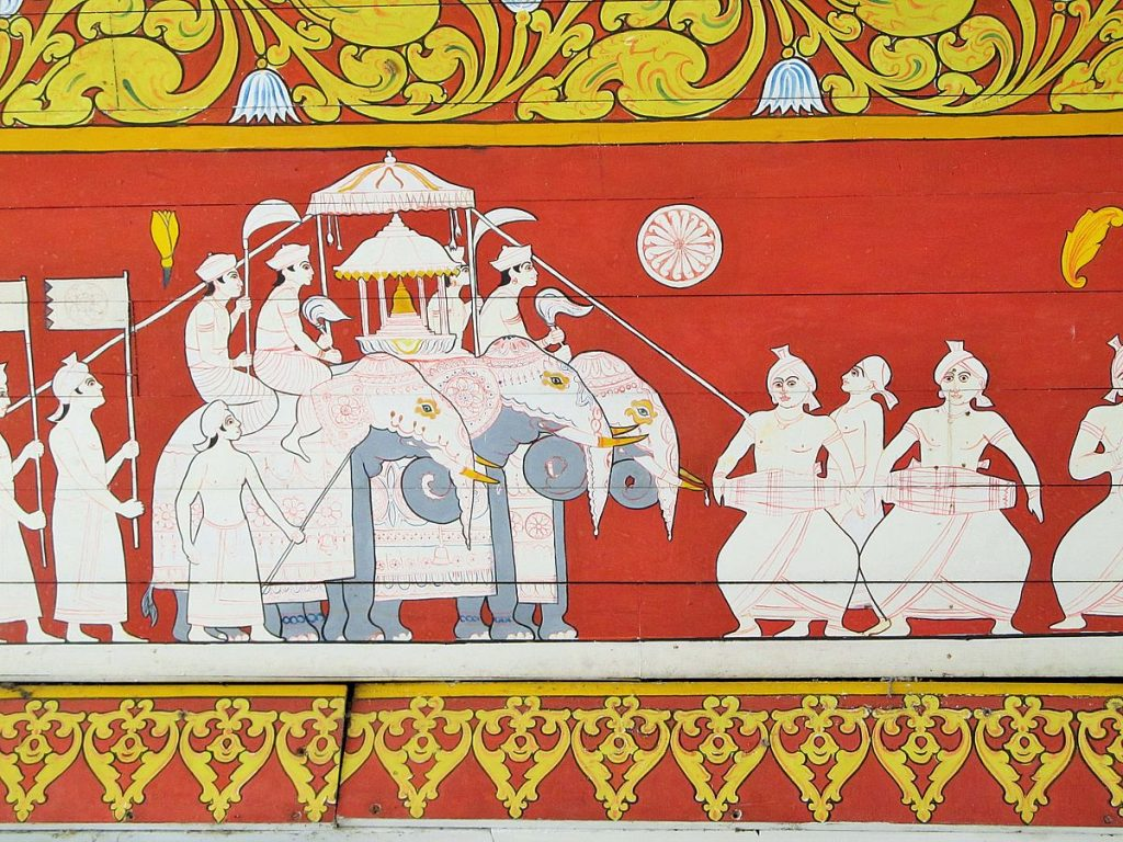 Sri Lanka painting