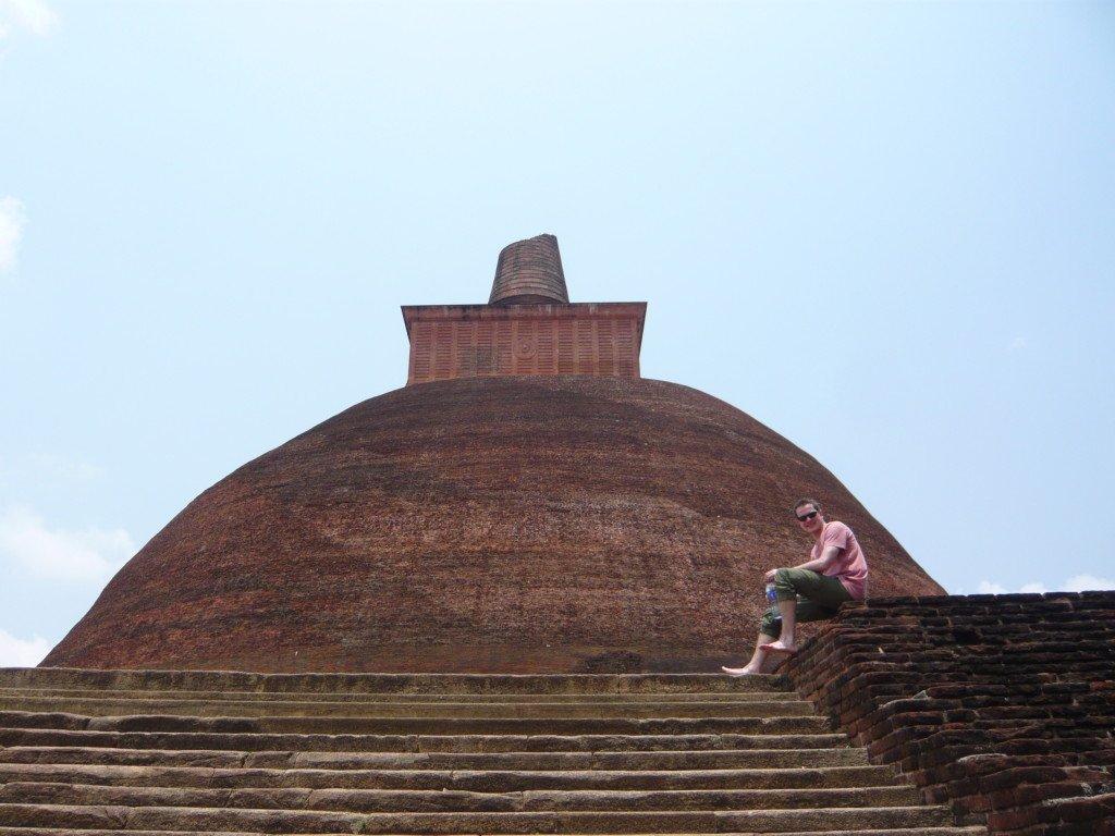 anuradhapura stupas