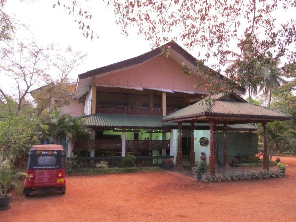 anuradhapura hotel with tuk tuk
