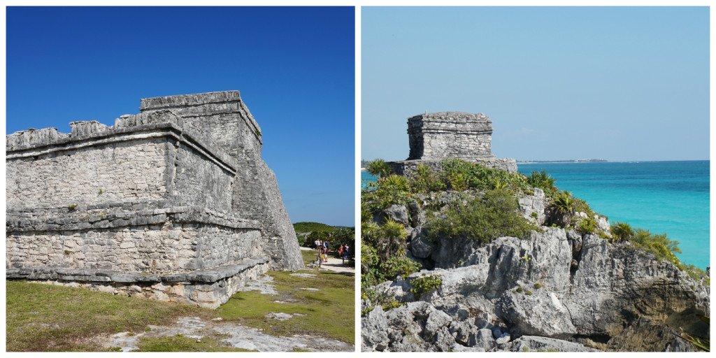 tulum beach ruins
