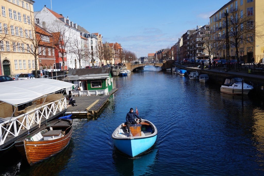 copenhagen waterways