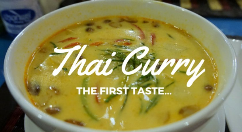 Thai Curry – Masamam and Red Curry