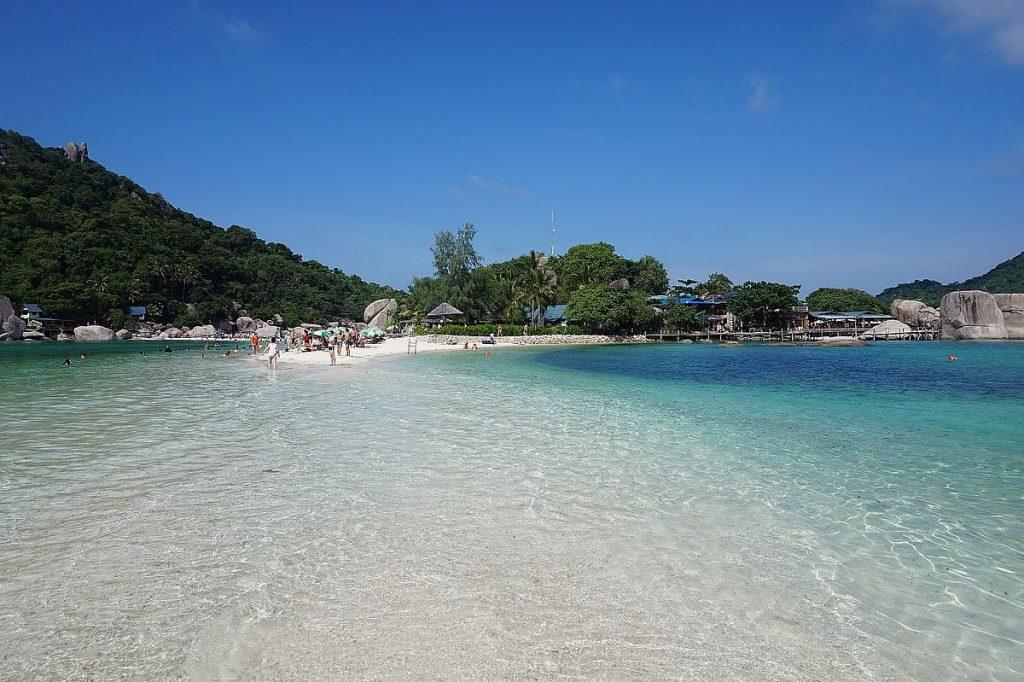 koh tao island beaches