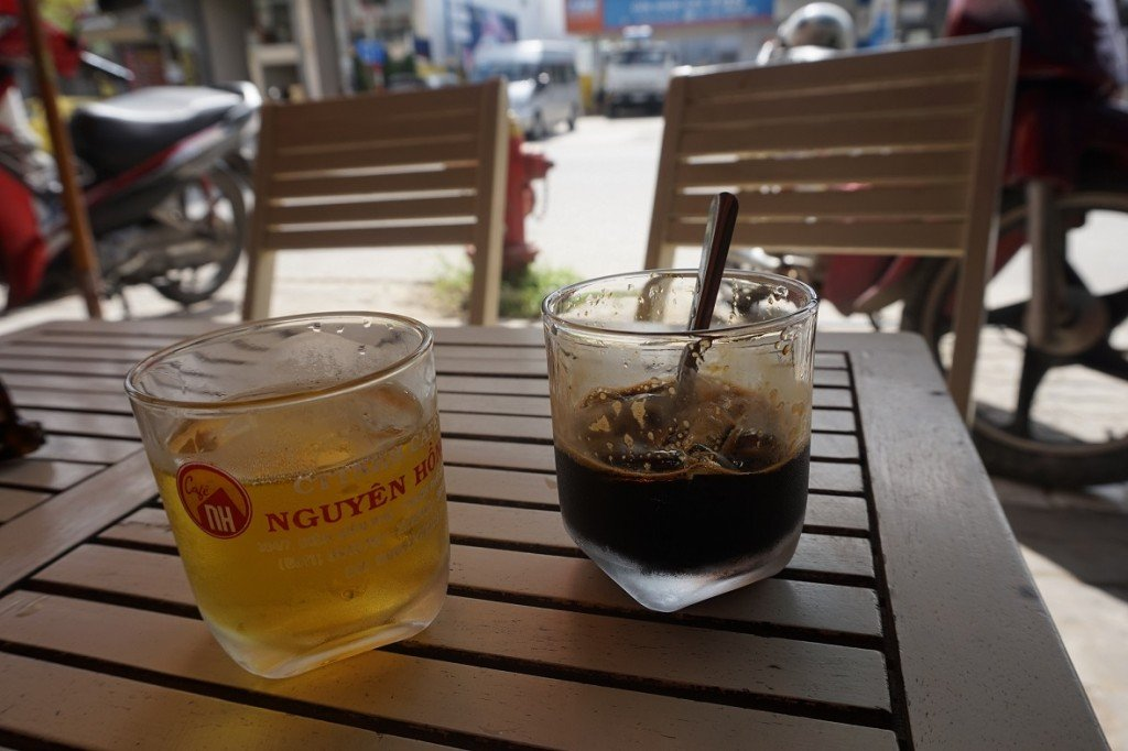 how to make black vietnamese coffee