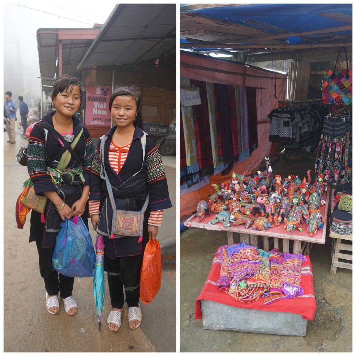 hmong tribe women