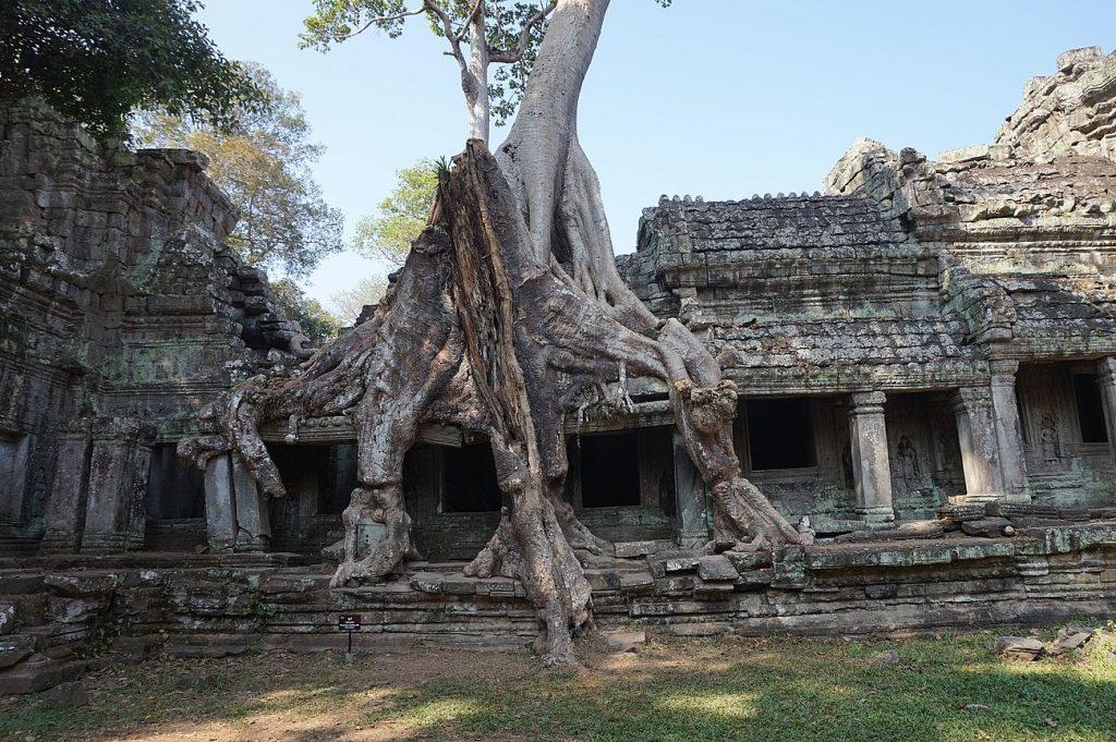 angkor wat itinerary cambodia