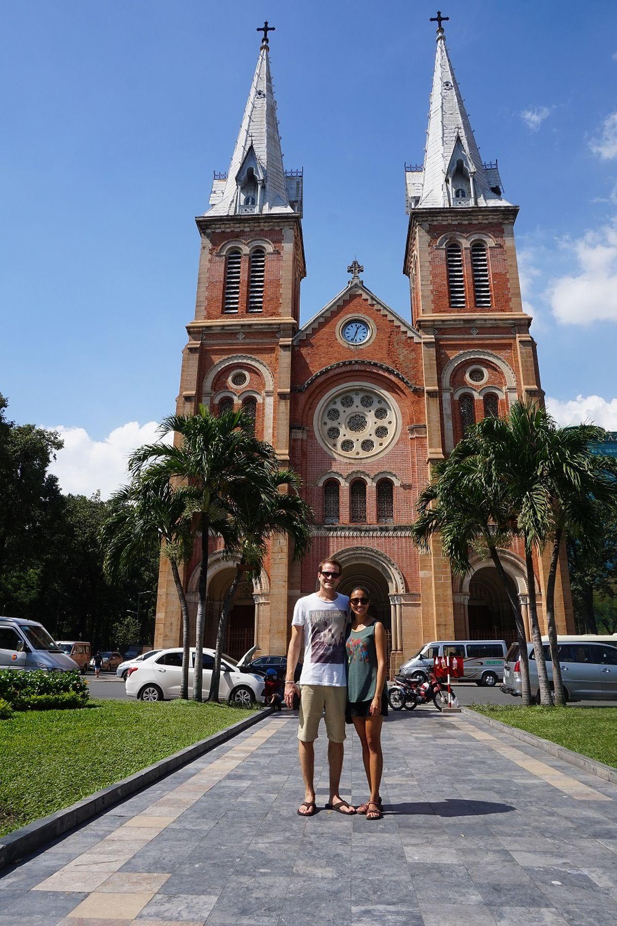 Notre Dame Ho Chi Minh