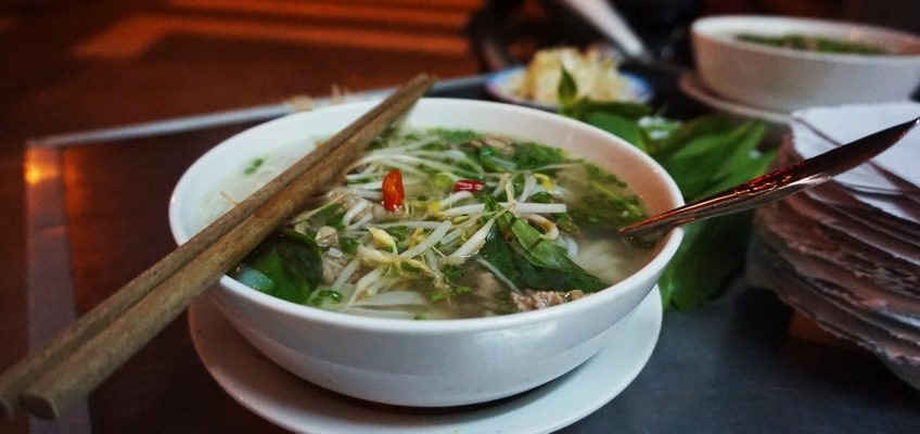 A Taste of Vietnam – Phở & Co.