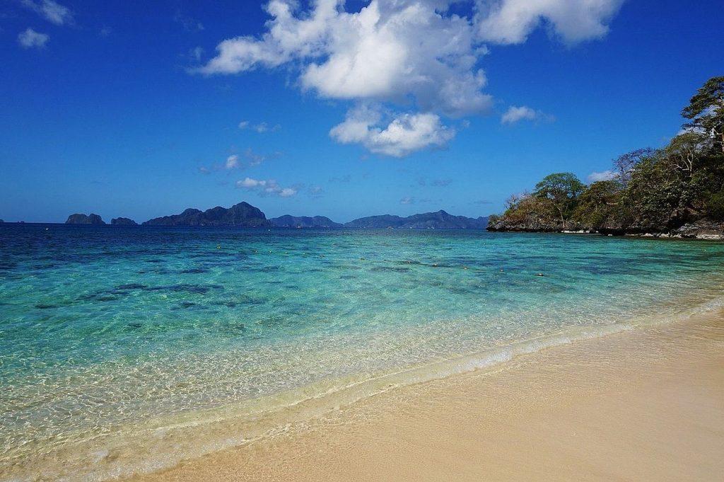el nido philippines beach