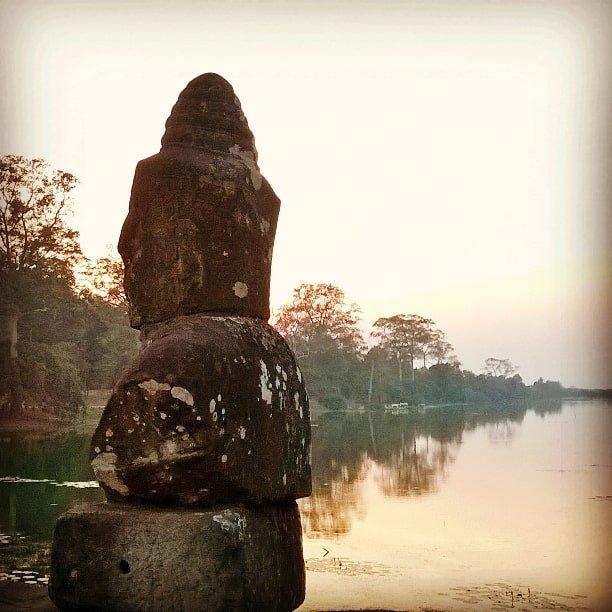 Templos de Cambodia