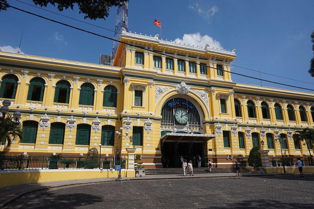 Central Post Office Saigon 01