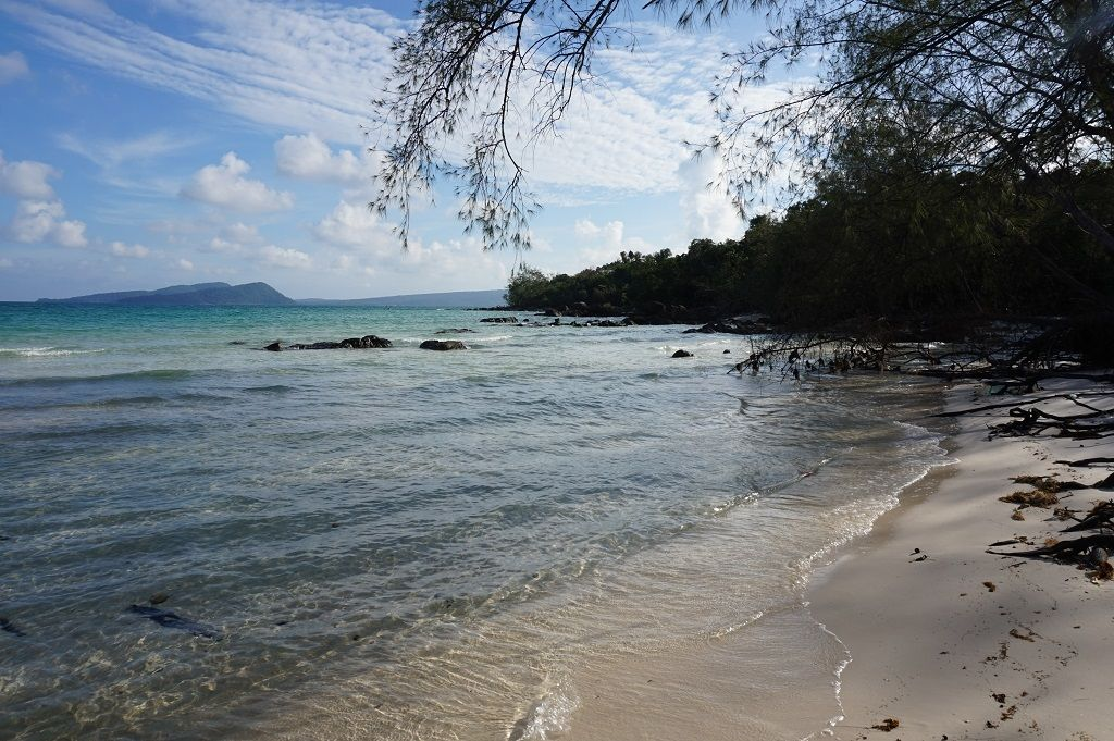 Koh Rong Island Cambodia Beaches