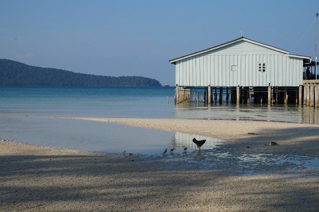 Koh Rong Samloem Island Cambodia