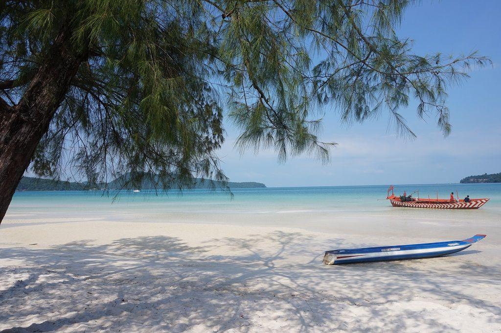 Koh Rong Samloem Island Cambodia Saracen Bay