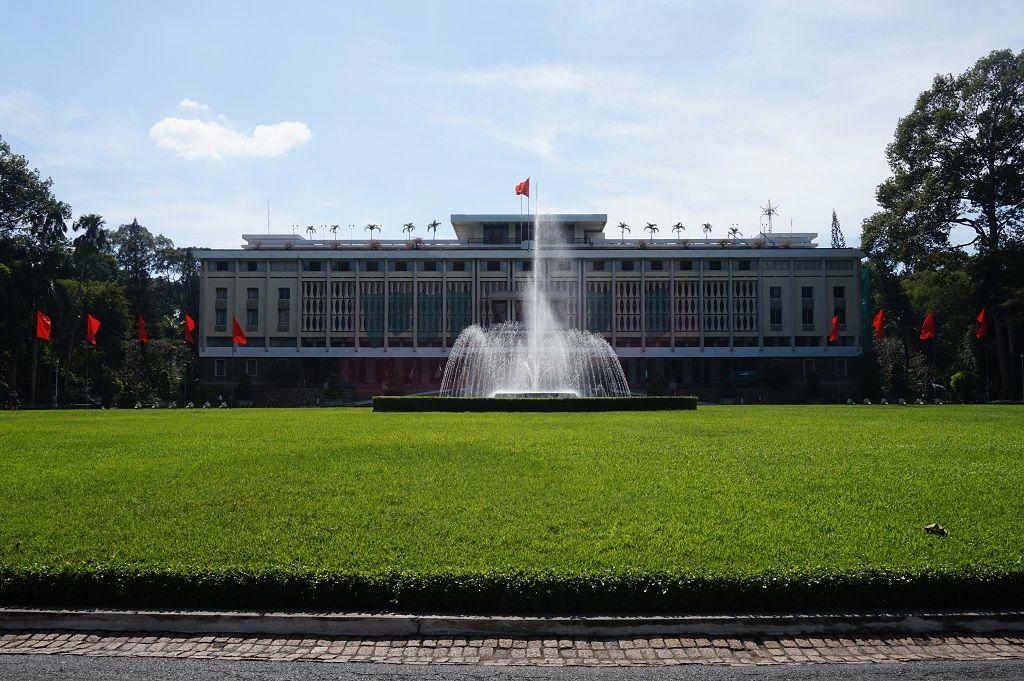 Reunification Palace Ho Chi Minh 01