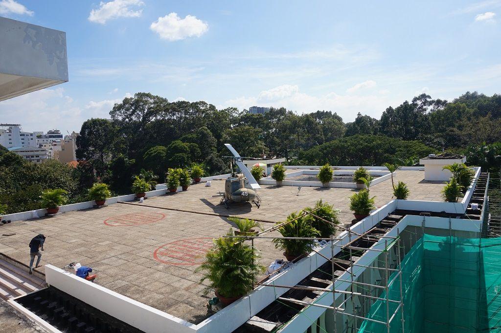Reunification Palace Ho Chi Minh 02