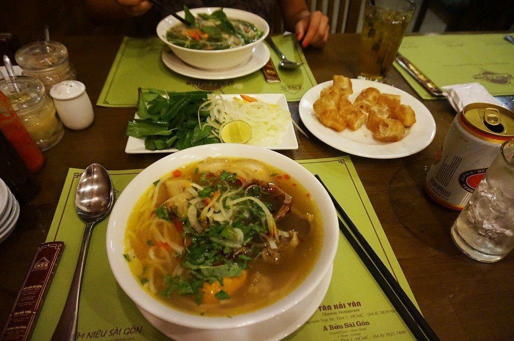 Saigon food Pho Bo