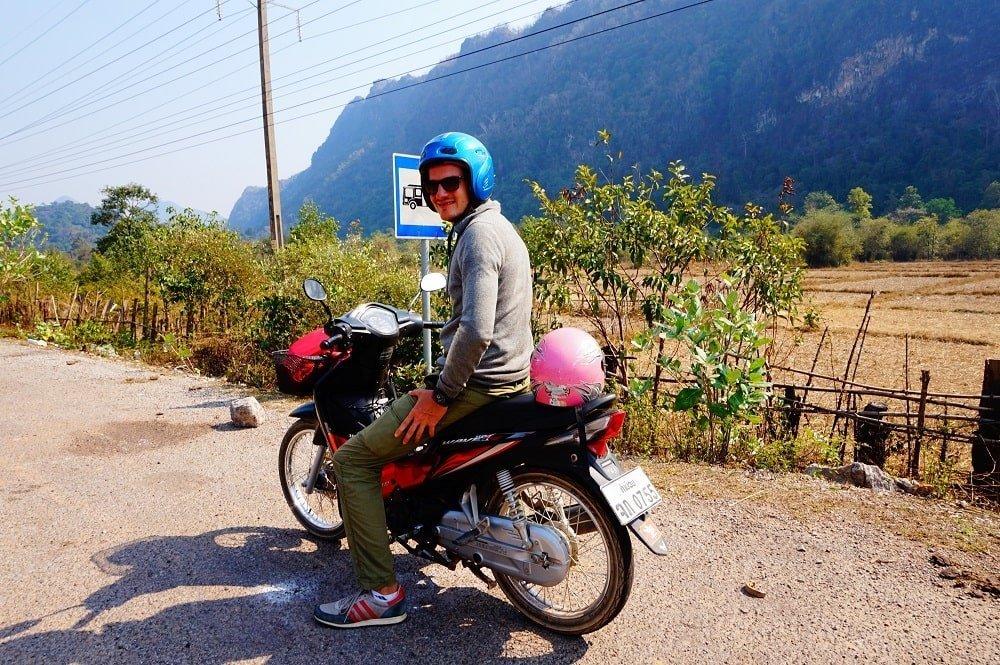 Thahket Motorcylce Loop
