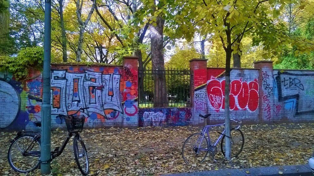 grafiti Berlin
