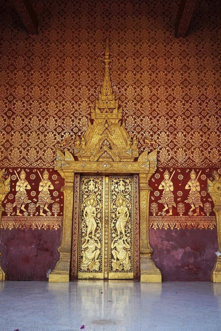 Luang Prabang Wat Sene