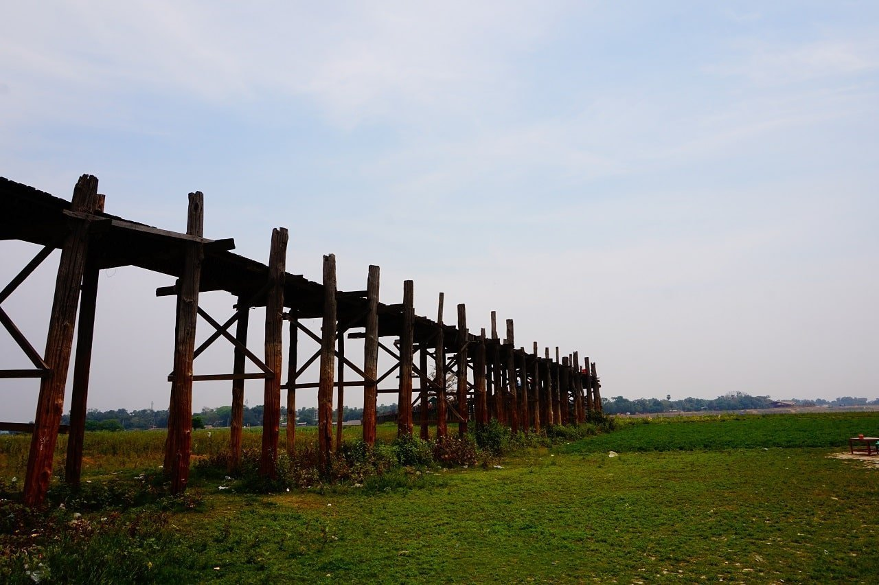 UBein Bridge Mandalay