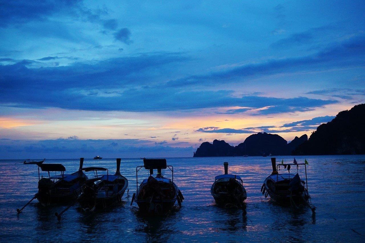 Ko Phi Phi Thailand Beaches