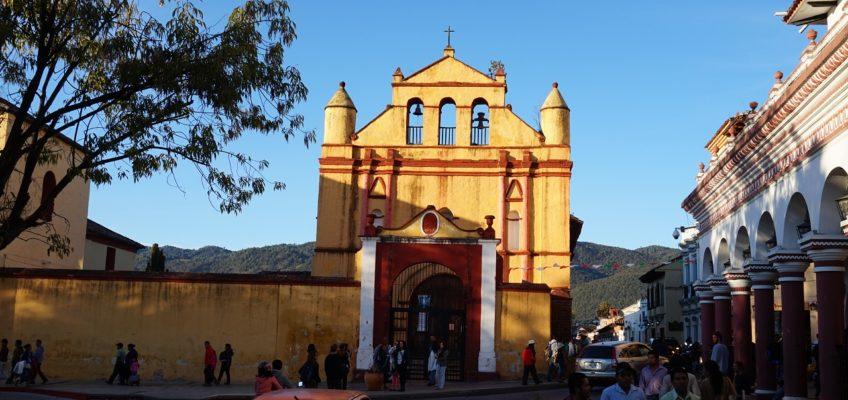 Pueblo Mágico – San Cristóbal de las Casas, Mexico