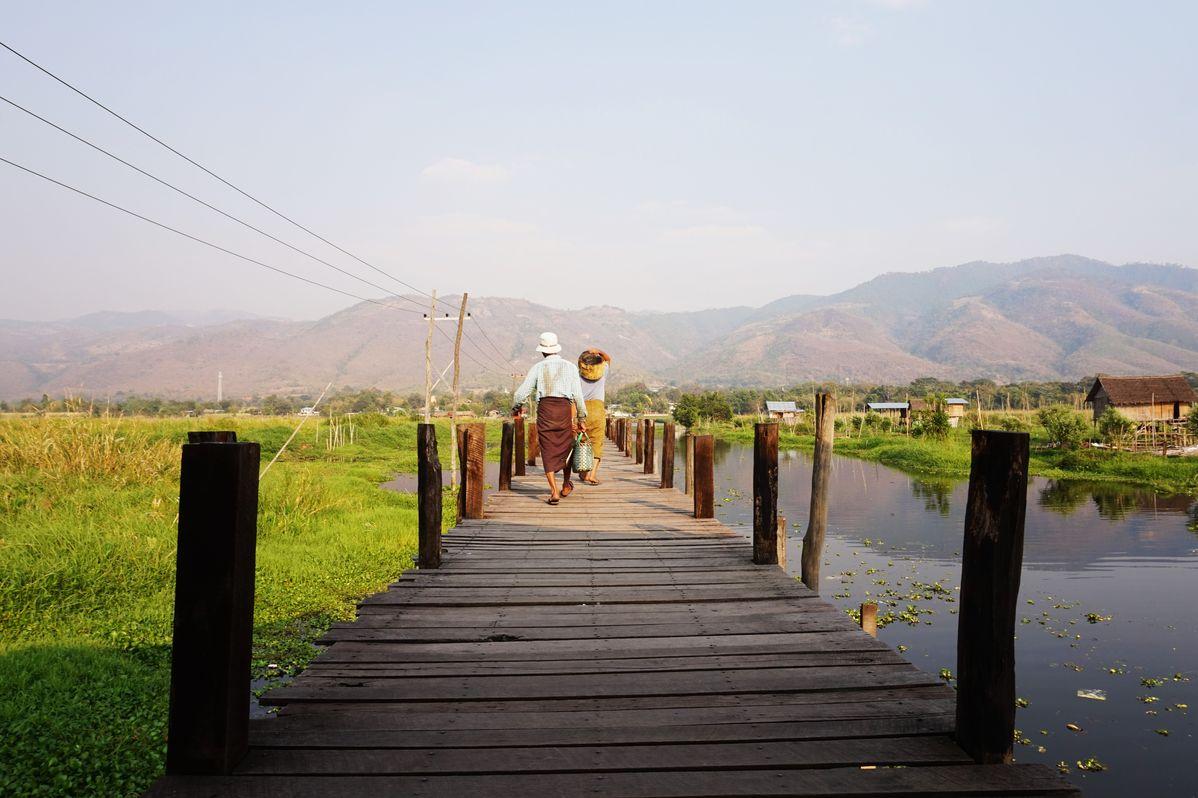 views inle lake