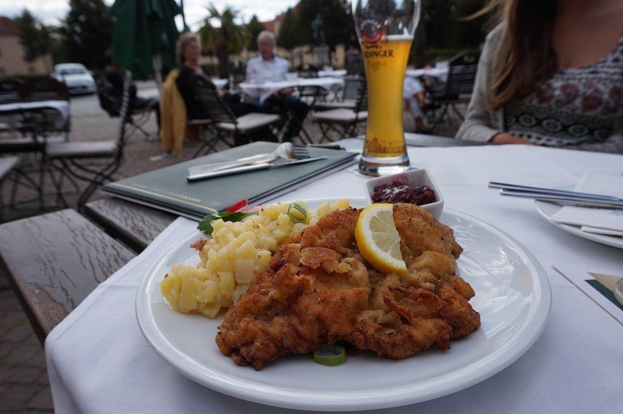 schnitzel in rheinsberg