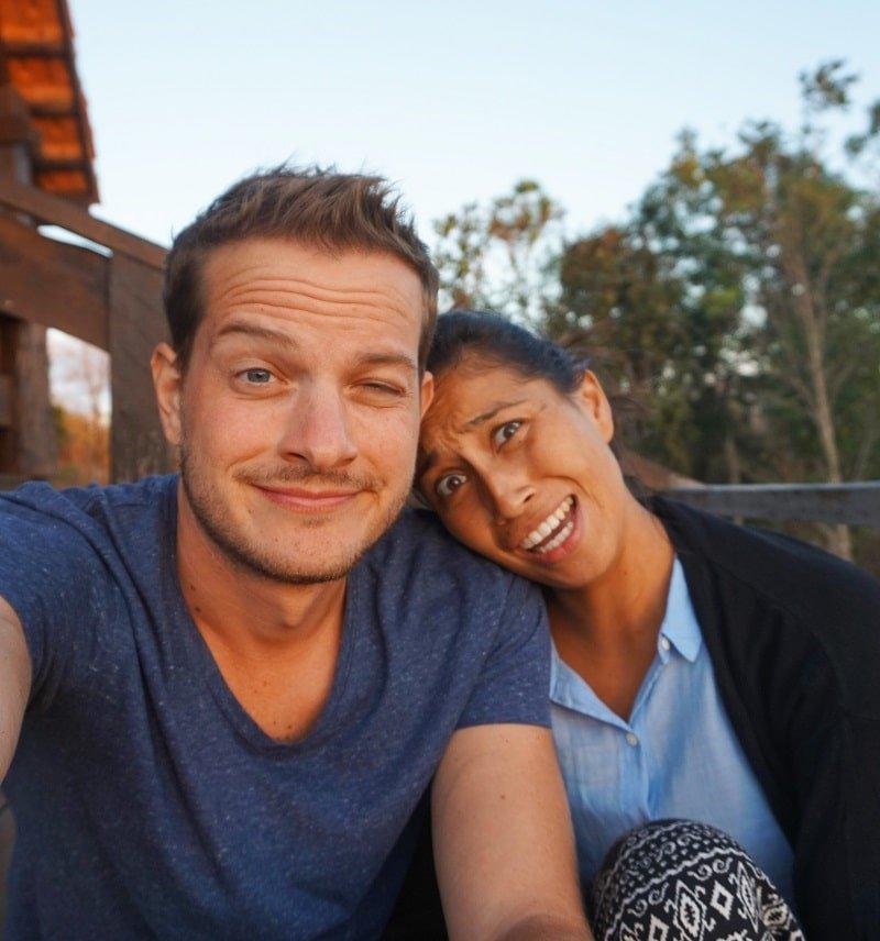 selfie cambodia lodges