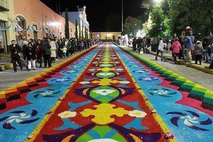 huamantla en el estado de Tlaxcala