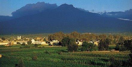 parque nacional la malinche en tlaxcala