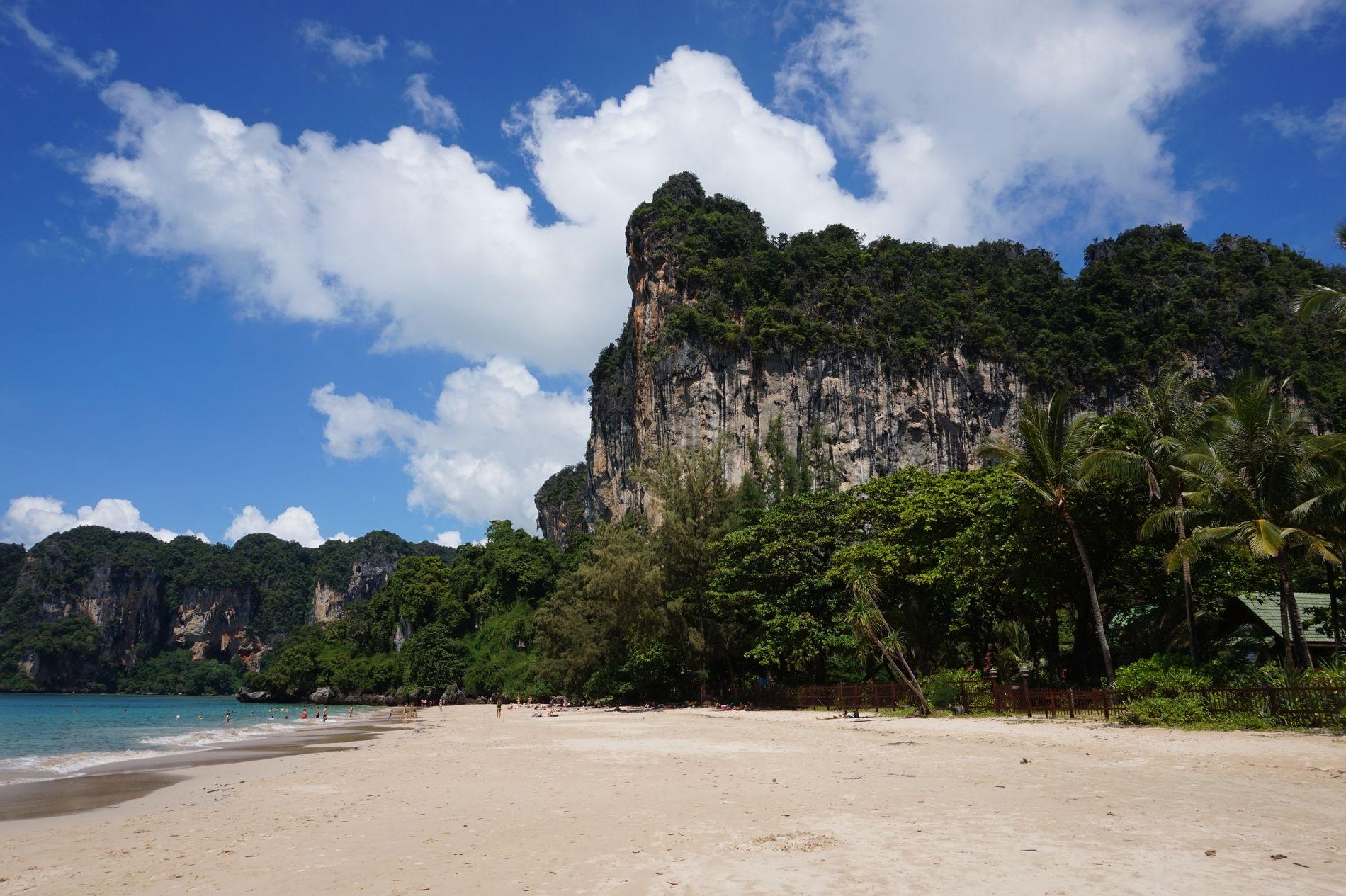 thailand destinations railay beach