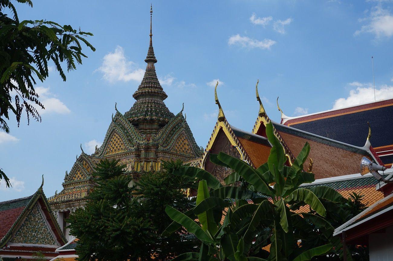 itinerary thailand
