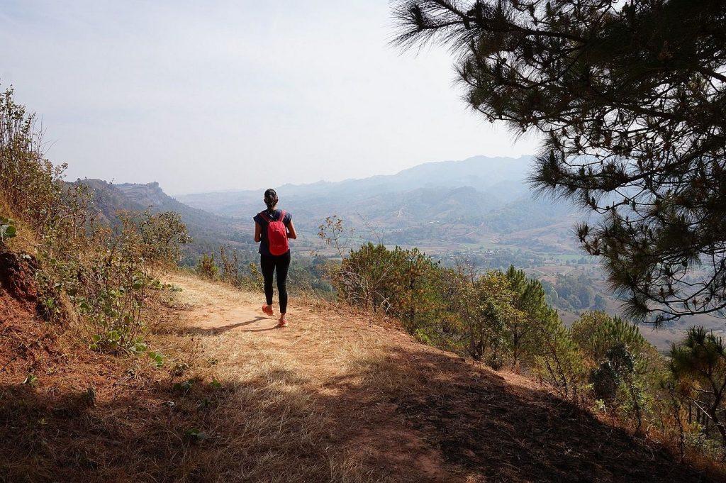 kalaw trekking