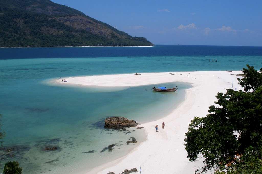 Koh Lipe Thailand Beach