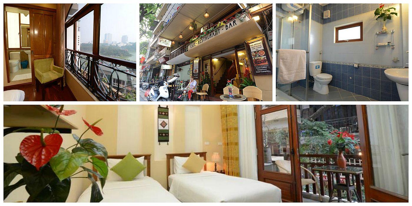 hanoi artisan hotel