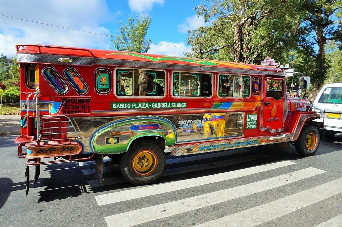 philippiens jeepney