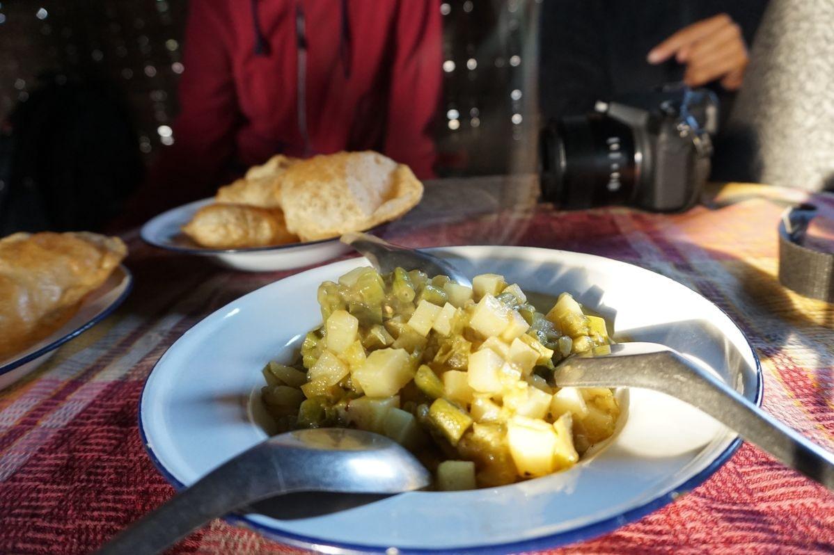 kalaw breakfasts