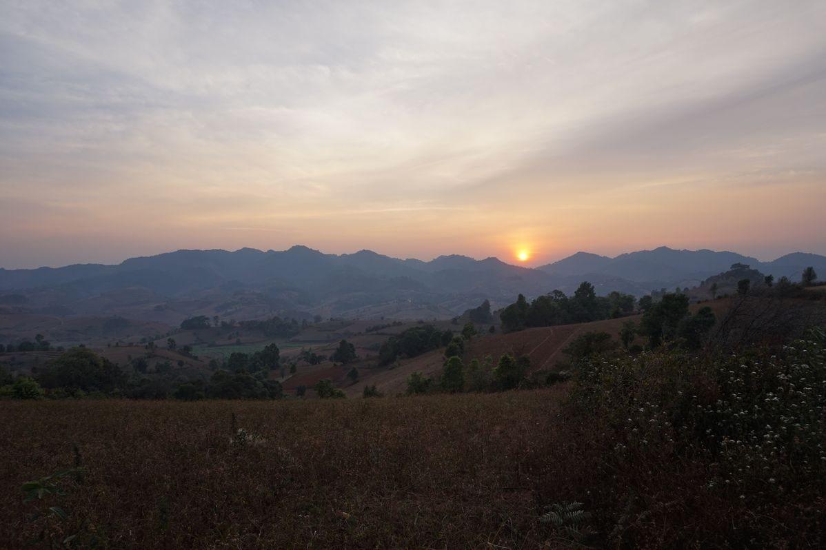 kalaw sunsets