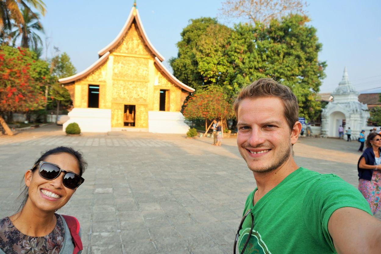 luang prabang temples laos