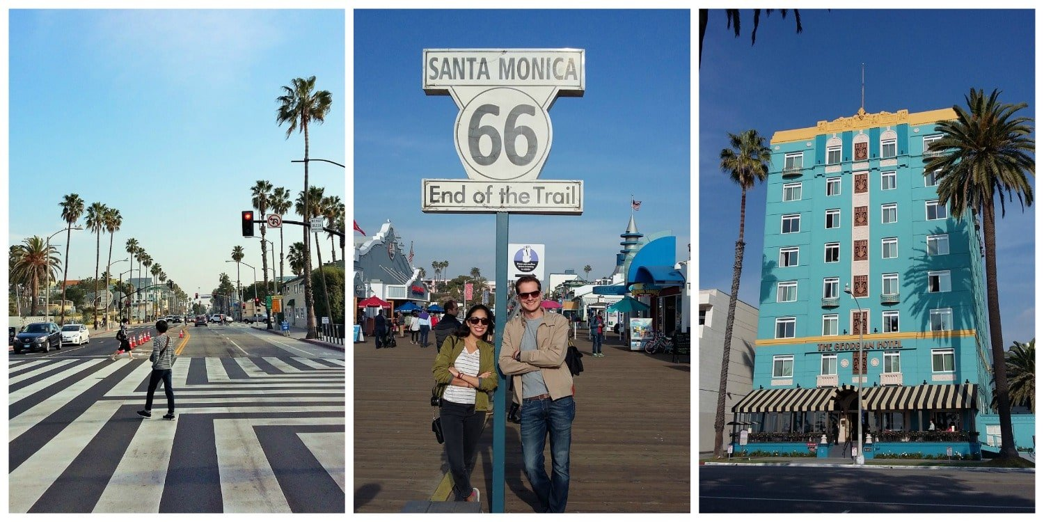 collage santa monica