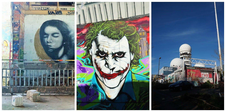 street arts teufelsberg