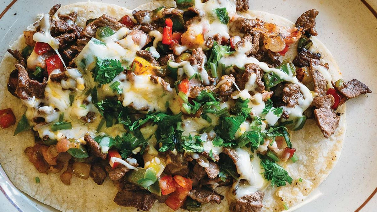 tacos alambre mexico
