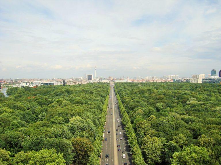 tiergarten berlin park