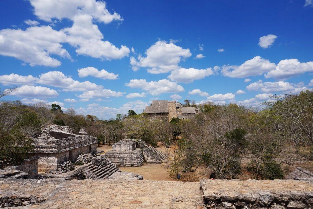 Ruins of Ek Balam Yucatan