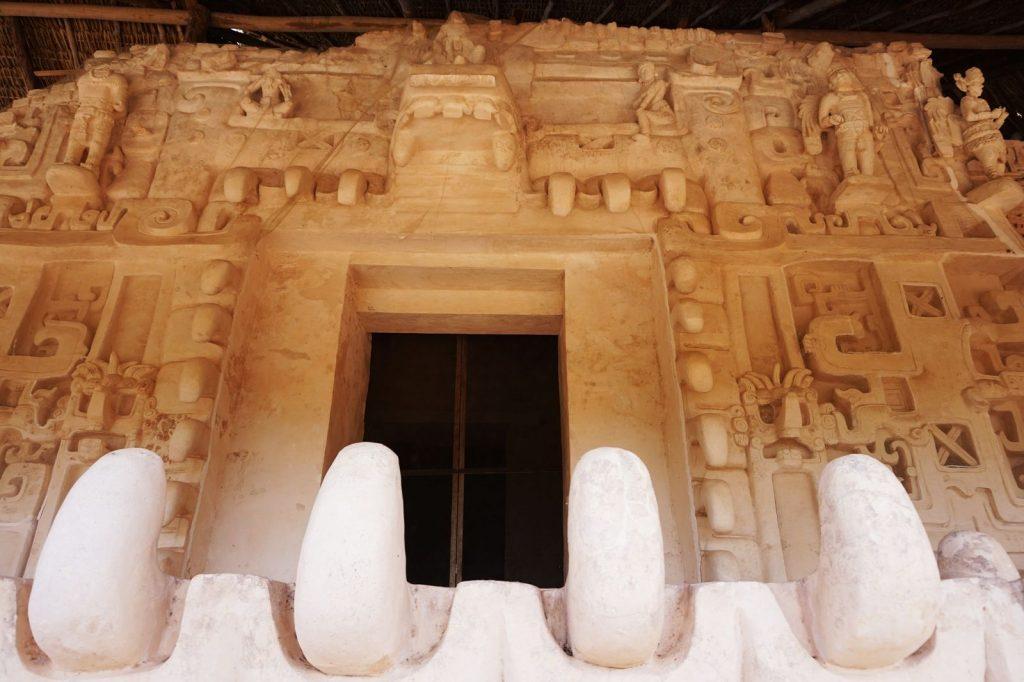 Yucatan Mayan ruins