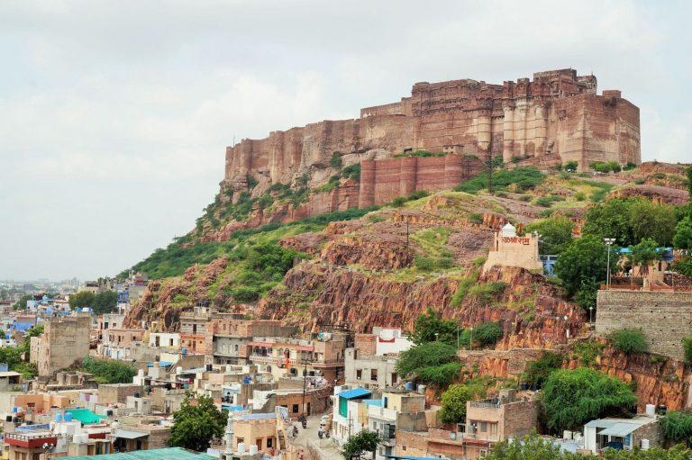 rajasthan fort in jodhpur