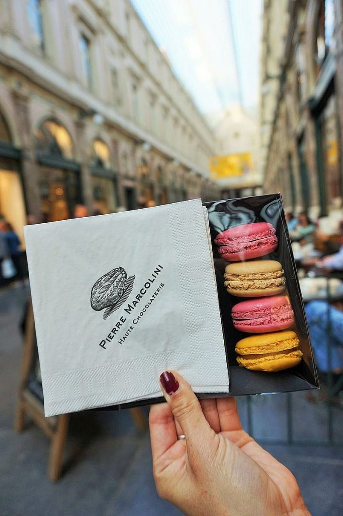 macarons brussels