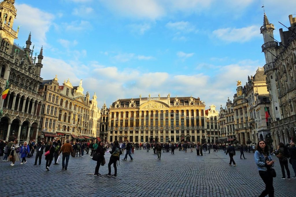 TripScout Grand Place Brussels